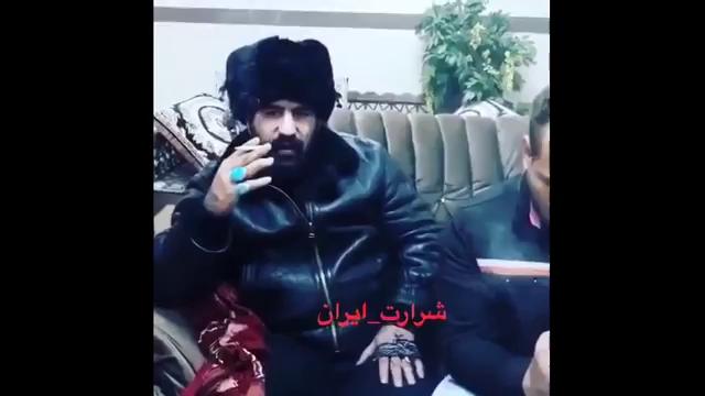 دعوای وحید مرادی با یزدان کرده (شرارت_ایران)