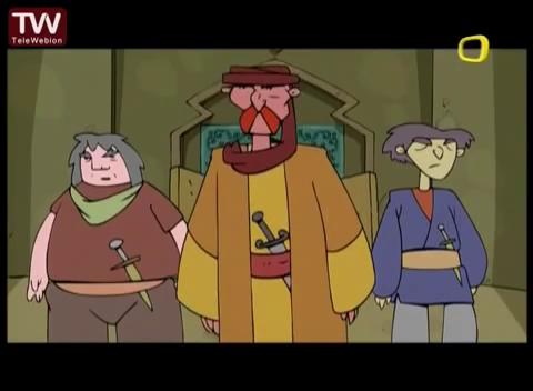 تمام قسمت های کارتون پهلوانان فصل 1و2 - گنج