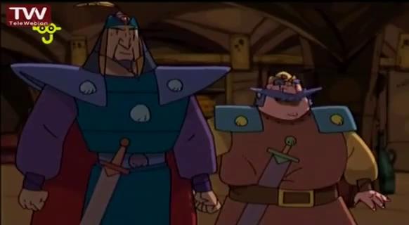 تمام قسمت های کارتون پهلوانان فصل 1و2-گنج اسکندر