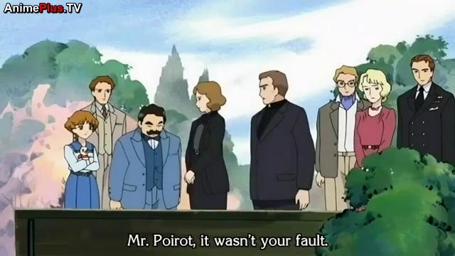 کارتون معماهای بزرگ پوآرو و مارپل قسمت 17-کارتونهای نهال