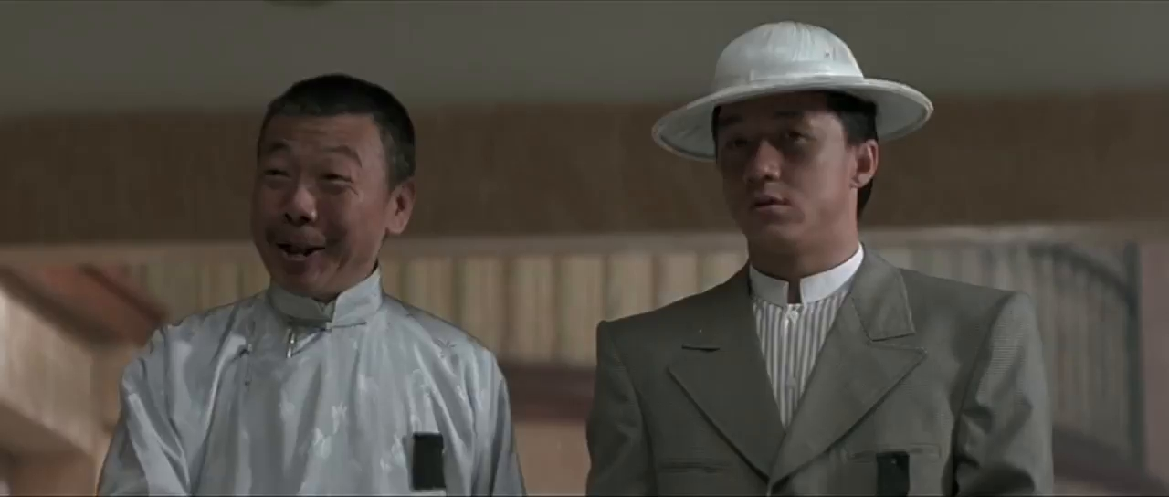 فیلم جدید جکی چان, پدرخوانده کانتون ( واقعا عالیه)