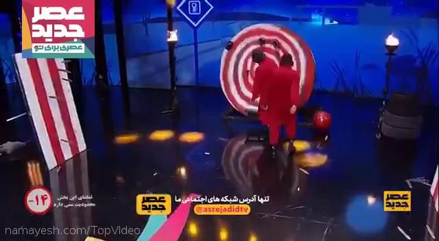 عصر جدید فصل دوم-اجرای محمد زارع در نیمه نهایی عصر جدید