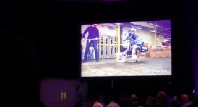 ویدیوی لو رفته از ربات ترسناک و فوق پیشرفتهی بوستون داینامیکس