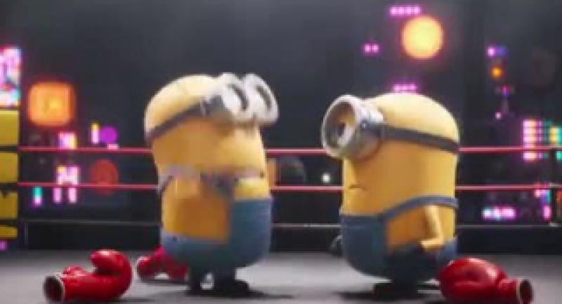 انیمیشن کوتاه و خنده دار مینییون ها !!