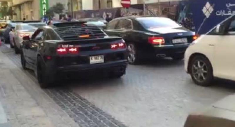 ماشین های سوپراسپورت بی نظیر تو دبی