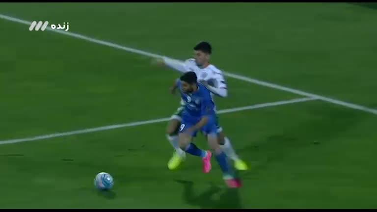 خلاصه بازی استقلال 2-0 لوکوموتیو تاشکند