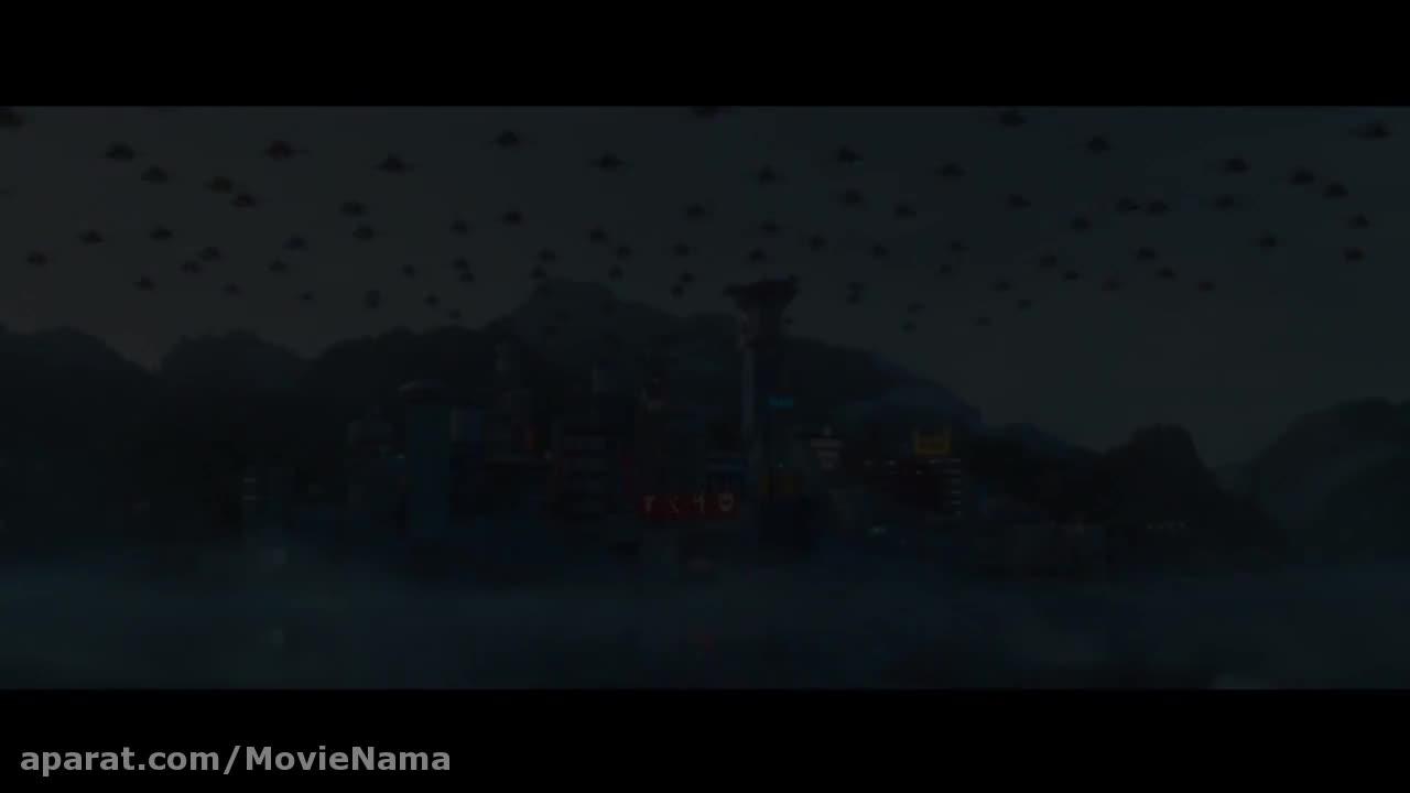 اولین تیزر تریلر انیمیشن دیدنی The Lego Ninjago Movie
