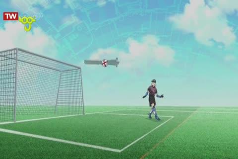 کارتون فوتبال رباتی - دوبله فارسی - قسمت 24 (فصل یک)