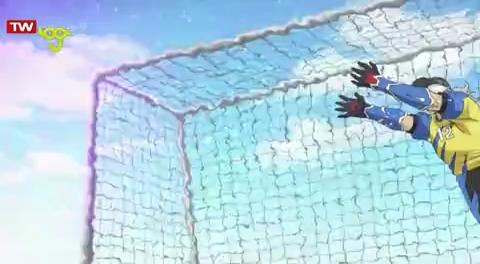 کارتون فوتبال رباتی قسمت آخر - دوبله فارسی - قسمت 52 (قسمت 20 و آخر فصل دوم)