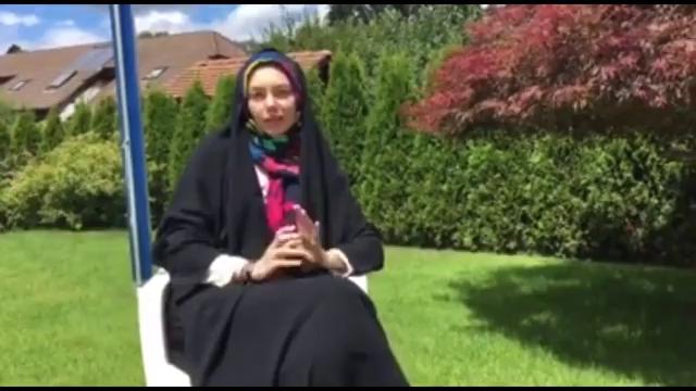 توضیحات آزاده نامداری در مورد عکس بدون حجابش
