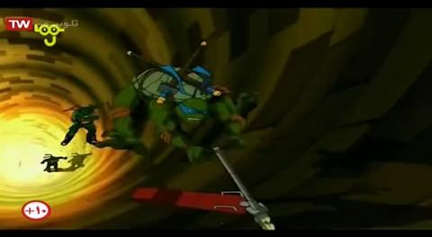 """کارتون لاک پشت های نینجا - دوبله به فارسی - فصل ٤ (٢٠٠٥) - قسمت """"بازگشت پسر پشیمان"""""""
