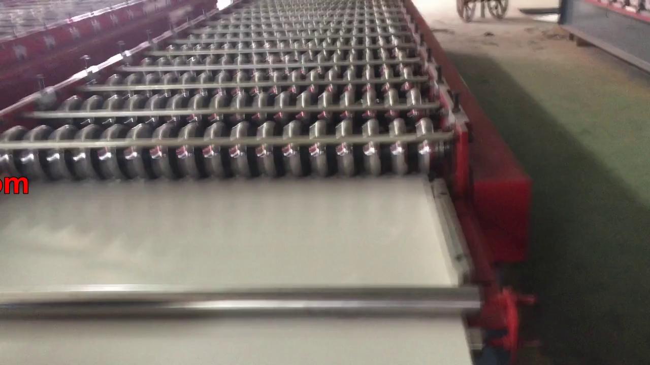 سازنده دستگاه سینوسی / قیمت دستگاه رول فرمینگ سینوسی