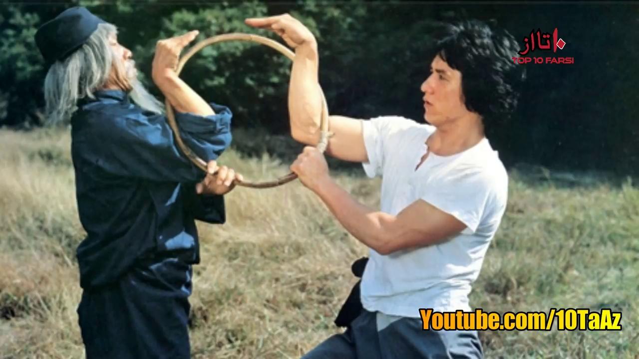 10 تا از بهترین فیلم های جکی چان