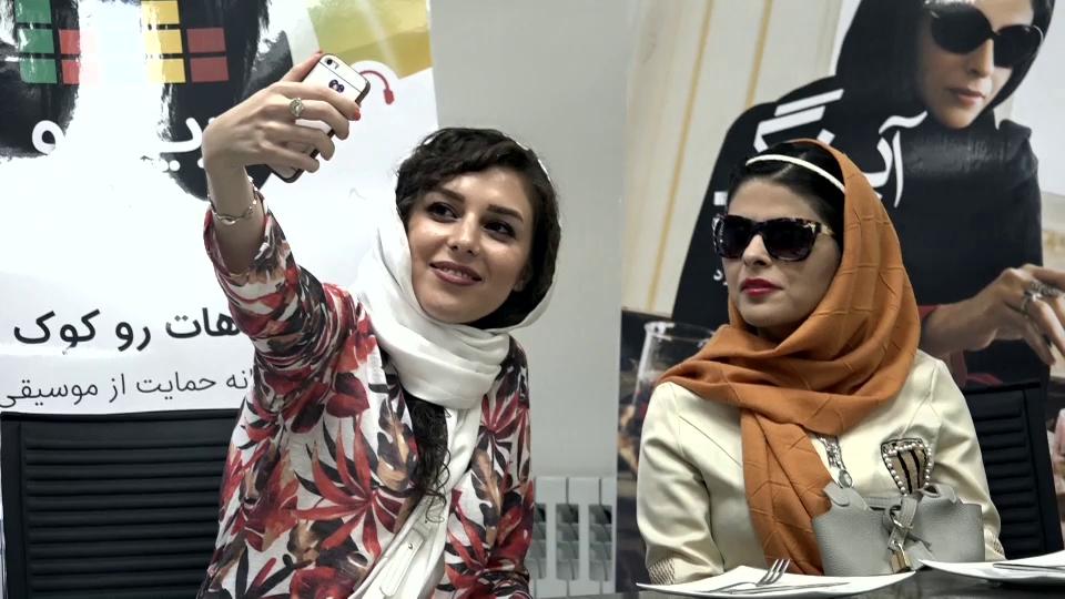 """صحبت های جدید و جنجالی مریم حیدرزاده """"اختصاصی ریتمو"""""""
