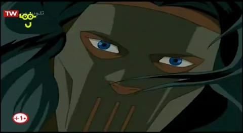 """کارتون لاکپشت های نینجا - دوبله به فارسی - فصل 5 (2008) - قسمت """" اژدهایان و هیولاها """""""