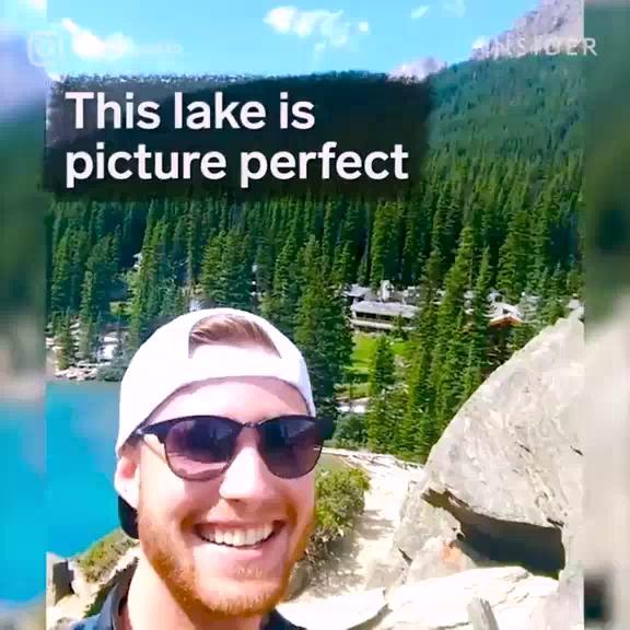 دریاچه خیره کننده تغییر رنگ در هر فصل با توضیحات