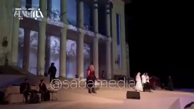 """سفر به شاهنامه با کنسرت - نمایش """"سی"""" با بازی  بهرام رادان، سحر دولتشاهی، مهدی پاکدل"""