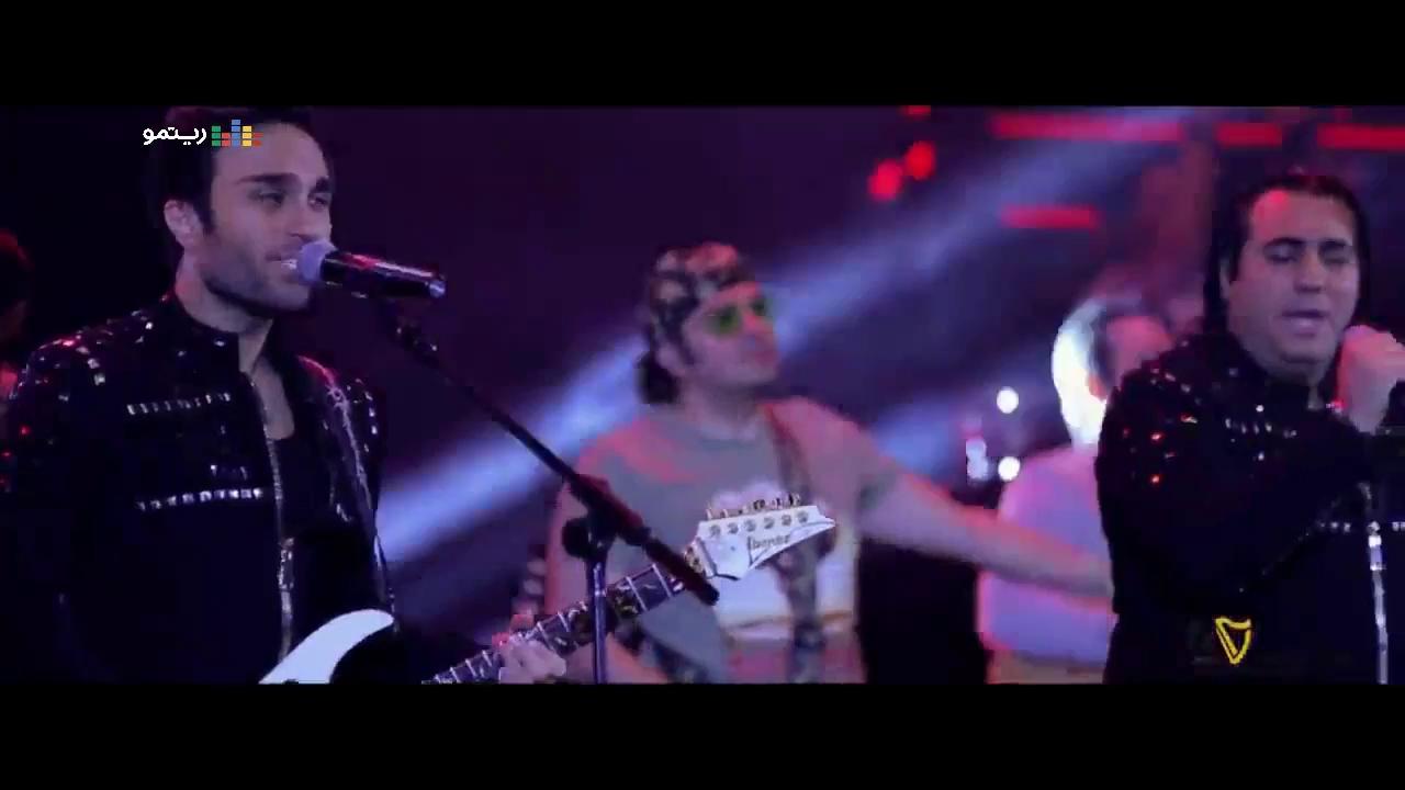 """جدید: اجرای زنده گروه سون: """"دیوونه"""" HD"""
