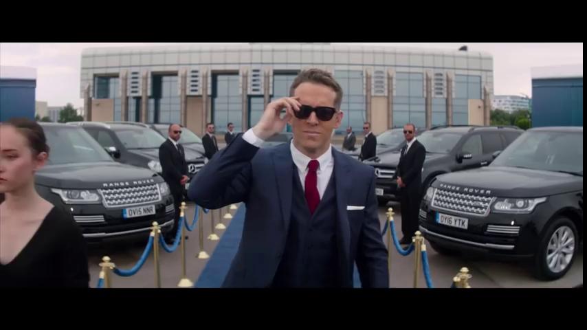 دانلود فیلم The Hitman's Bodyguard 2017 دوبله فارسی