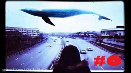 موزیک غمگین 6# بازی نهنگ آبی ( خطر افسردگی )
