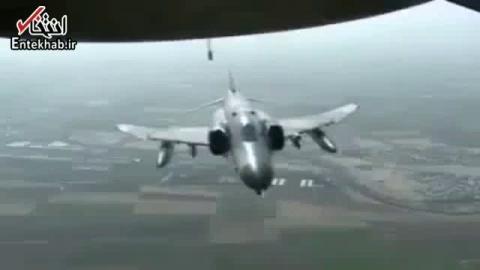 تصاویر واقعى از سقوط هواپیماى حامل شهید اکبرپور و شش شهید همراه