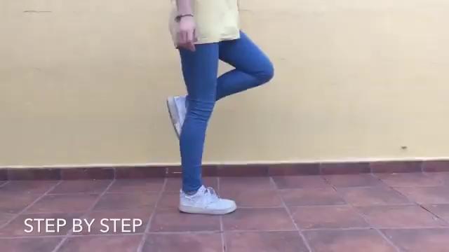 آموزش رقص شافل 2