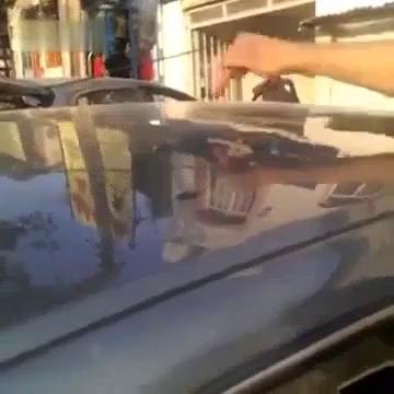 پرشیا رو با حلبی ساختن تقدیم ملت کردند! ????  بعد میگن آمار تلفات جاده ای بالاست  ????