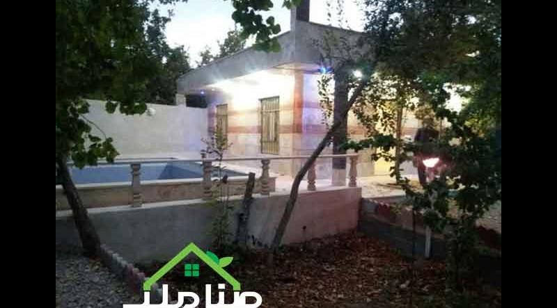 خرید و فروش باغ ویلا در بکه شهریار کد1195