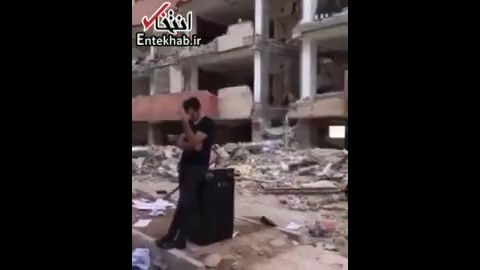 عجيب ترين شوآف تاريخ؛فيلم جنجالي از فرزند شهرام ناظري