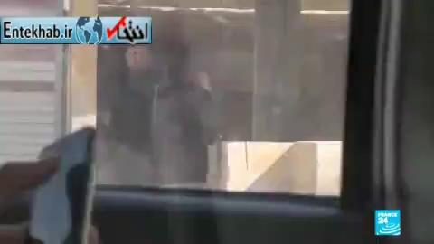 فیلم/ پاکسازی آخرین مقر داعش در سوریه