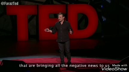 تد فارسی-فراوانی آینده ماست-پیتر دیاماندیس-کانال تلگرام ted