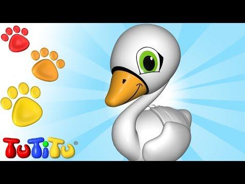 ویدیوهای آموزشی تو تی تو - اسباب بازی جانوران 62