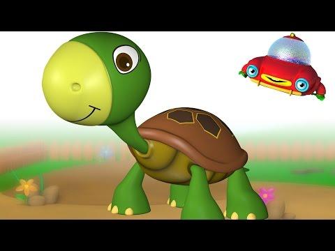 ویدیوهای آموزشی تو تی تو - اسباب بازی جانوران 39
