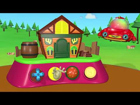 ویدیوهای آموزشی تو تی تو - اسباب بازی جانوران 76