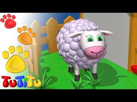 ویدیوهای آموزشی تو تی تو - اسباب بازی جانوران 67