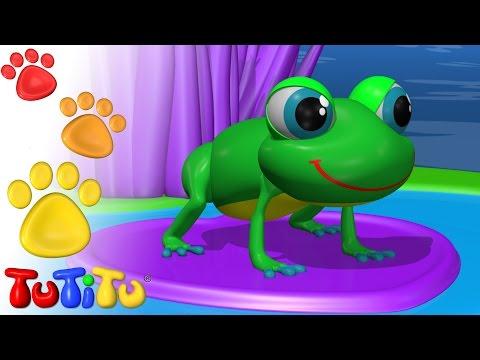 ویدیوهای آموزشی تو تی تو - اسباب بازی جانوران 61