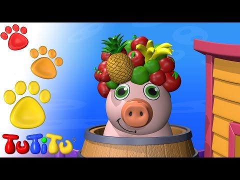ویدیوهای آموزشی تو تی تو - اسباب بازی جانوران 43