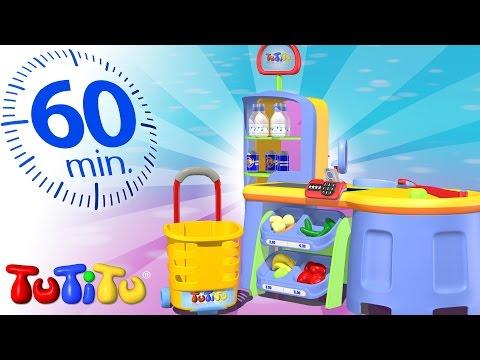 ویدیوهای آموزشی تو تی تو - اسباب بازی جانوران 63