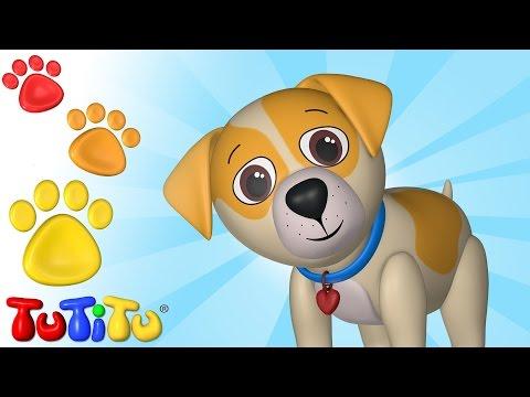 ویدیوهای آموزشی تو تی تو - اسباب بازی جانوران 38