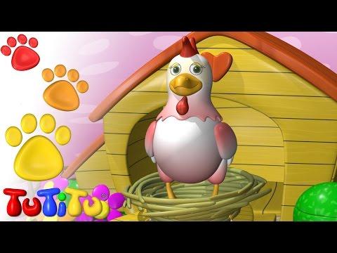 ویدیوهای آموزشی تو تی تو - اسباب بازی جانوران 58