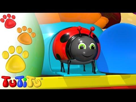 ویدیوهای آموزشی تو تی تو - اسباب بازی جانوران 68