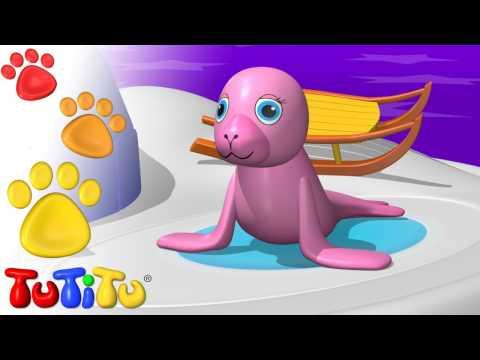 ویدیوهای آموزشی تو تی تو - اسباب بازی جانوران 65