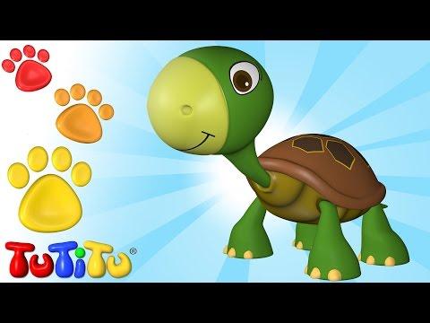 ویدیوهای آموزشی تو تی تو - اسباب بازی جانوران 80