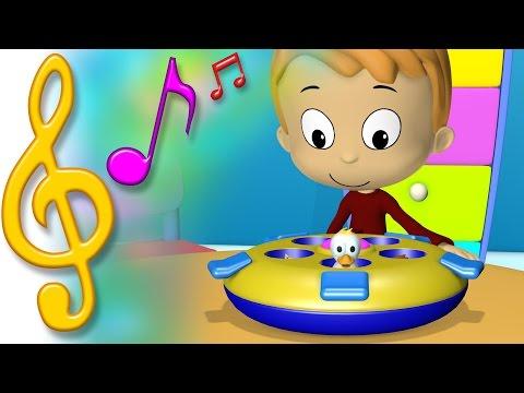 ویدیوهای آموزشی تو تی تو - اسباب بازی جانوران 55