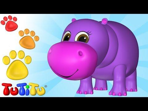 ویدیوهای آموزشی تو تی تو - اسباب بازی جانوران 41