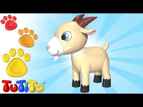 ویدیوهای آموزشی تو تی تو - اسباب بازی جانوران 42
