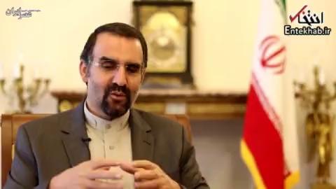 فیلم/ 500 سال روابط تهران - مسکو در گفتگو با سفیر ایران