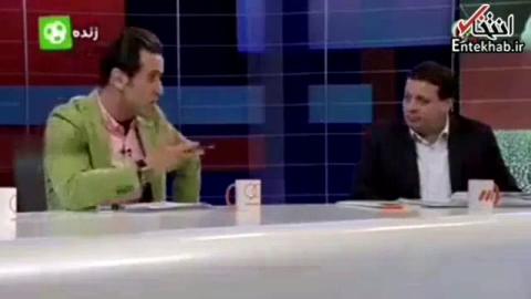 فیلم/ دابسمش ديدنی محسن تنابنده در واکنش به مناظره برنامه نود با صداگذاری سریال پایتخت