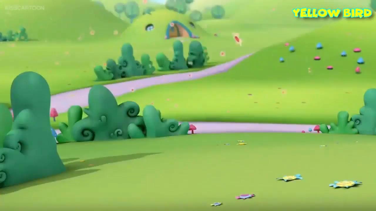 برنامه های شبکه نهال - کارتون ماجراهای هیول آباد قسمت 6