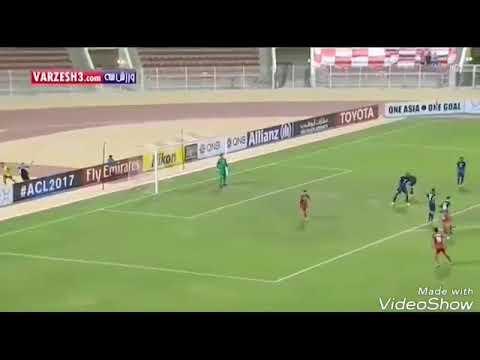 دانلود گل های پرسپولیس در لیگ قهرمانان آسیا ۹۵ - ۹۶ / perspolis ACL2017